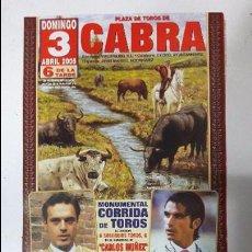 Carteles Toros: CARTEL TOROS . Lote 74196791