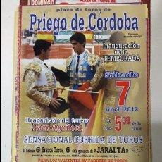 Carteles Toros: CARTEL TOROS . Lote 74197043