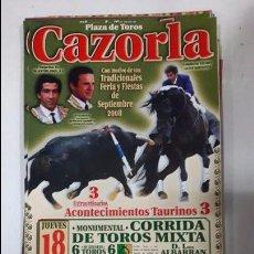 Carteles Toros: CARTEL TOROS . Lote 74198679