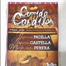 Carteles Toros: CARTEL TOROS . Lote 74198943