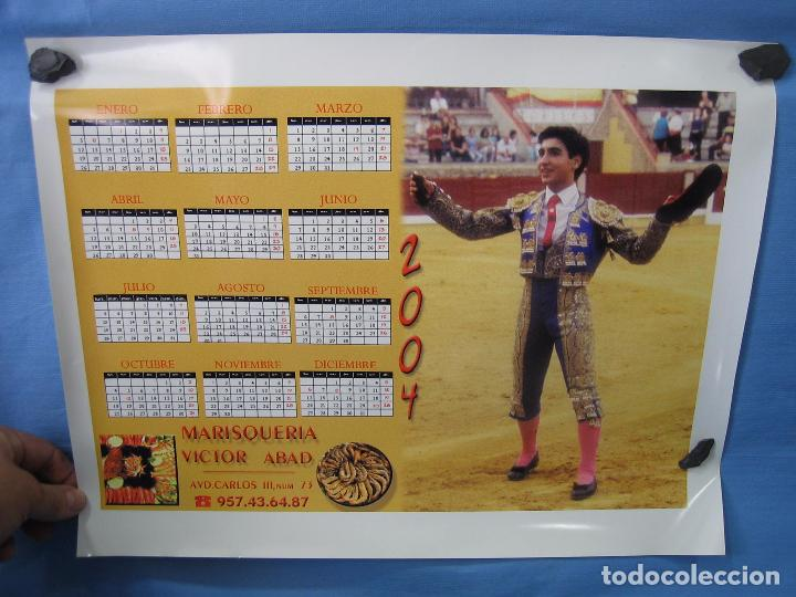 ALMANAQUE CARTEL PLAZA DE TOROS .MEDIDAS 43X33 CM (Coleccionismo - Carteles Gran Formato - Carteles Toros)