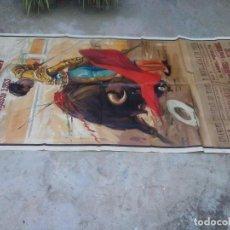Carteles Toros: CARTELES DE TOROS GIGANTES. Lote 94755791