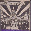 Carteles Toros: EXPOSICION INTERNACIONAL BARCELONA-SEVILLA 1929 TACO DE 200 FOTOS TOROS CON EFECTO CINEMATOGRAFICO.. Lote 97732035