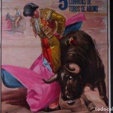 Carteles Toros: VITORIA 1984. Lote 99941907
