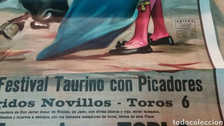 Carteles Toros: Plaza de Toros Bocairent 1988 - Foto 3 - 119387738