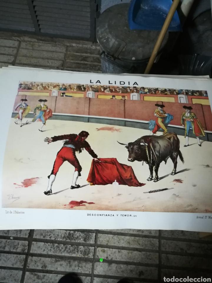 Carteles Toros: 75 láminas o carteles con motivos taurinos - Foto 2 - 117751263