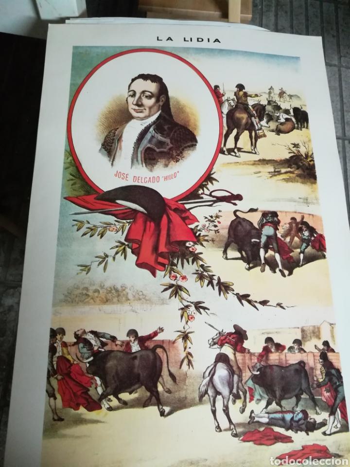 Carteles Toros: 75 láminas o carteles con motivos taurinos - Foto 3 - 117751263