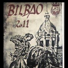 Affiches Tauromachie: CARTEL MURAL DE LAS CORRIDAS GENERALES DE 2011, OBRA DE JOSÉ MARÍA CANO. Lote 117145839