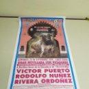 Carteles Toros: 1018- CARTEL PLAZA DE TOROS LAS VENTAS 25 SEPTIEMBRE 1994 T 19. Lote 120673143