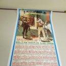 Carteles Toros: 1018- CARTEL PLAZA DE TOROS LAS VENTAS SAN ISIDRO 1992 T25. Lote 120678523