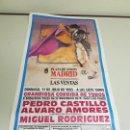 Carteles Toros: 1018-CARTEL PLAZA DE TOROS LAS VENTAS 11 JULIO 1993 T44. Lote 120918483