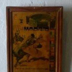 Carteles Toros: CARTEL DE PLAZA DE TOROS DE MADRID . Lote 122216467