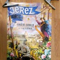 Carteles Toros: CARTEL TOROS REAPARICIÓN DE MORANTE EN JEREZ. Lote 123386531