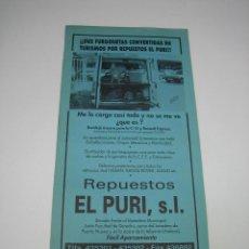 Carteles Toros: 1. CARTEL PLAZA DE TOROS DE CHICLANA 1991. Lote 127581167