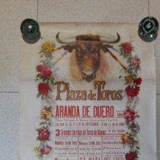 Carteles Toros: CARTEL DE TOROS. 1974. Lote 127883651
