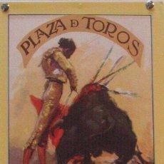 Carteles Toros: 1991 CARTEL PLAZA TOROS DE SEVILLA 18 ABRIL 1991 MED 21X45 CTM. Lote 127693180