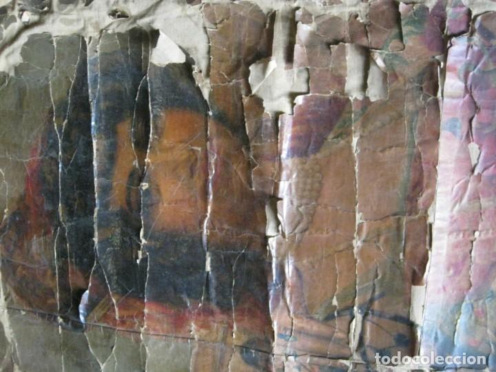 Carteles Toros: antiguo cartel toros entelado . doble cara plaza toros monumental joselito clavel Valencia 1/ 0,5 m - Foto 4 - 137334382