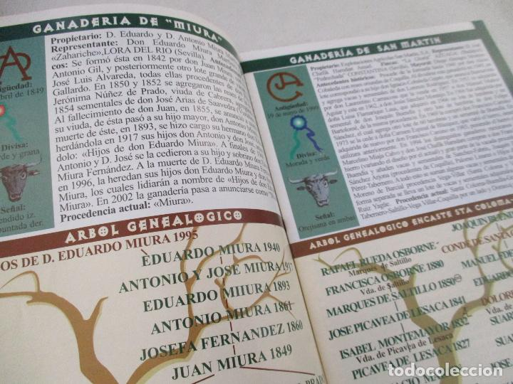 Carteles Toros: PLAZA DE TOROS LINARES 2003-GRAN CORRIDA DE TOROS-PROGRAMA DE MANO - Foto 2 - 153480090