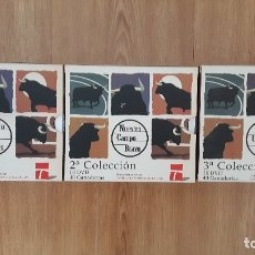 Carteles Toros: CARTEL TOROS DVD 30 ORIGINAL NUESTRO CAMPO BRAVO COLECCION COMPLETA DESCATALOGADO DIFÍCIL DE ENCONTR. Lote 153557982
