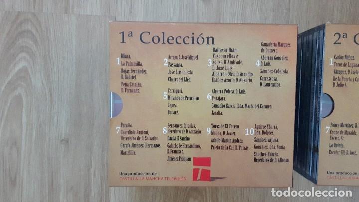 Carteles Toros: cartel toros dvd 30 original Nuestro campo bravo coleccion completa descatalogado difícil de encontr - Foto 3 - 153557982