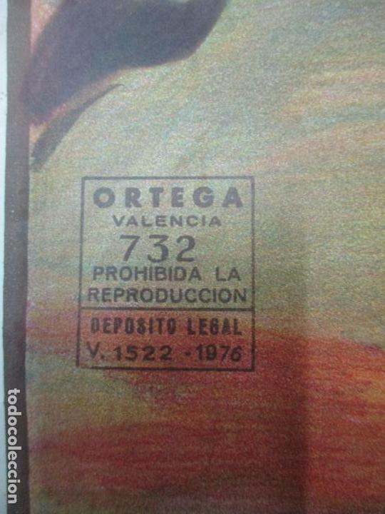 Carteles Toros: Poster, Cartel de Toros, Barcelona - Ferias y Fiestas de Santa Cruz - Ortega Cano - Foto 12 - 153935142