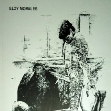 Carteles Toros: LAMINA. ELOY MORALES TRIUNFADOR 1990.. Lote 154861554