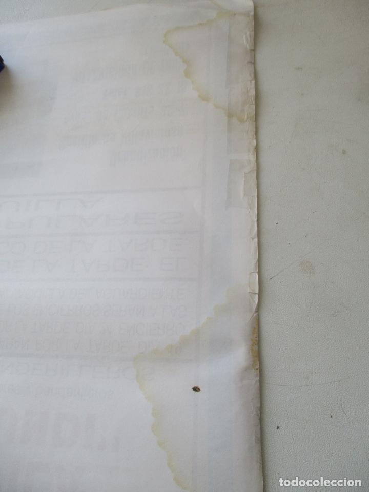 Carteles Toros: CARTEL; PLAZA TOROS VILLAVICIOSA DE ODON- SEPTIEMBRE DE 1989-MIDE 149 X 69 - Foto 11 - 156510382