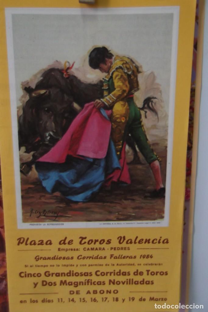 Carteles Toros: COLECCION- PROGRAMAS DE MANO- TOROS- CARTEL DE -CARMEN _ - Foto 5 - 161881922