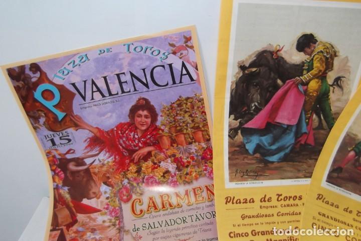 Carteles Toros: COLECCION- PROGRAMAS DE MANO- TOROS- CARTEL DE -CARMEN _ - Foto 10 - 161881922