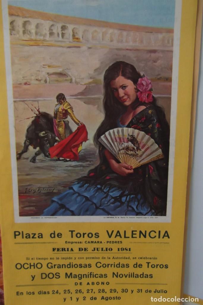 Carteles Toros: COLECCION- PROGRAMAS DE MANO- TOROS- CARTEL DE -CARMEN _ - Foto 14 - 161881922