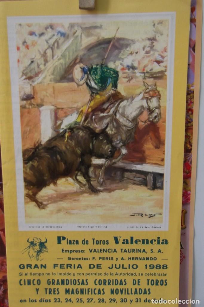 Carteles Toros: COLECCION- PROGRAMAS DE MANO- TOROS- CARTEL DE -CARMEN _ - Foto 15 - 161881922