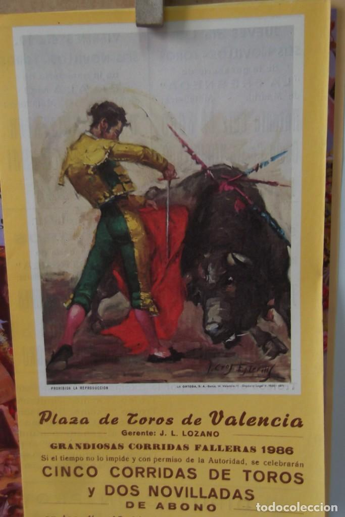 Carteles Toros: COLECCION- PROGRAMAS DE MANO- TOROS- CARTEL DE -CARMEN _ - Foto 16 - 161881922