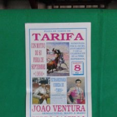 Carteles Toros: CARTEL DE TOROS, MEDIDAS 44X21 CM. APROX.. Lote 162384982