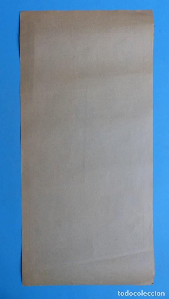 Carteles Toros: CARTEL TOROS - VALENCIA - AGOSTO DE 1929 - LALANDA, MARTINEZ, CHAVES Y TORRES - Foto 7 - 172171004