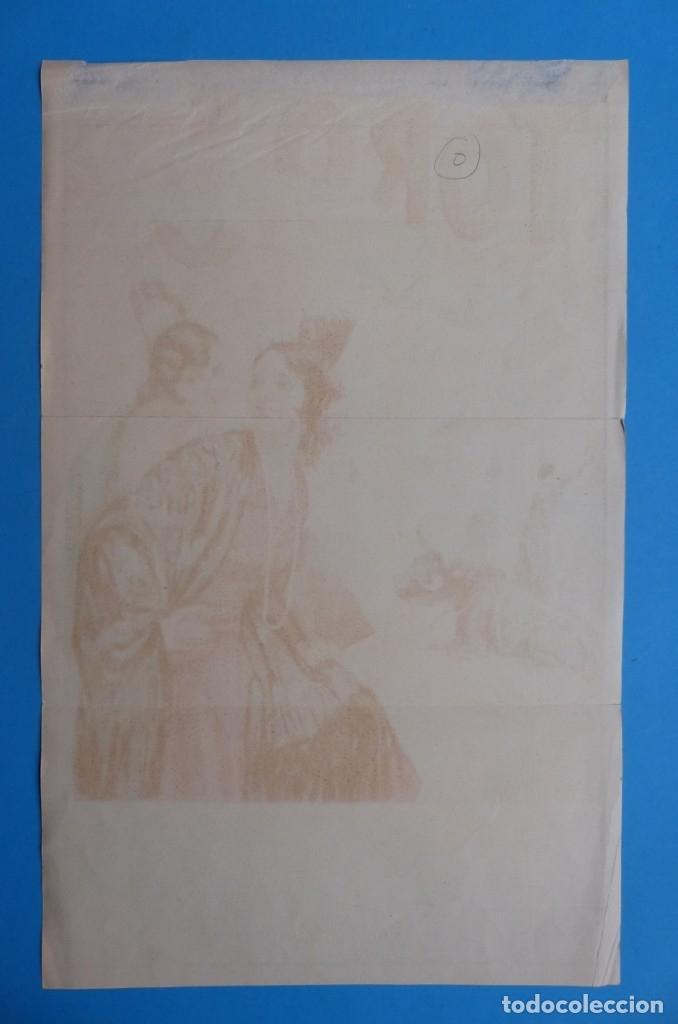 Carteles Toros: CARTEL TOROS - SIN IMPRIMIR - LITOGRAFIA - RUANO LLOPIS - Foto 8 - 172171518