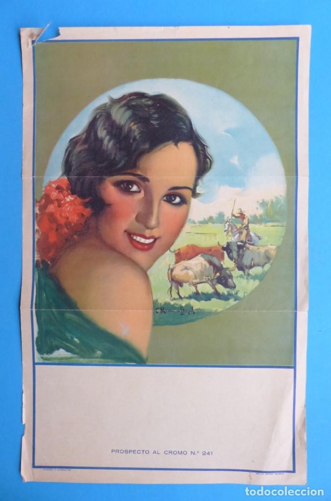 CARTEL TOROS - SIN IMPRIMIR - RUANO LLOPIS (Coleccionismo - Carteles Gran Formato - Carteles Toros)