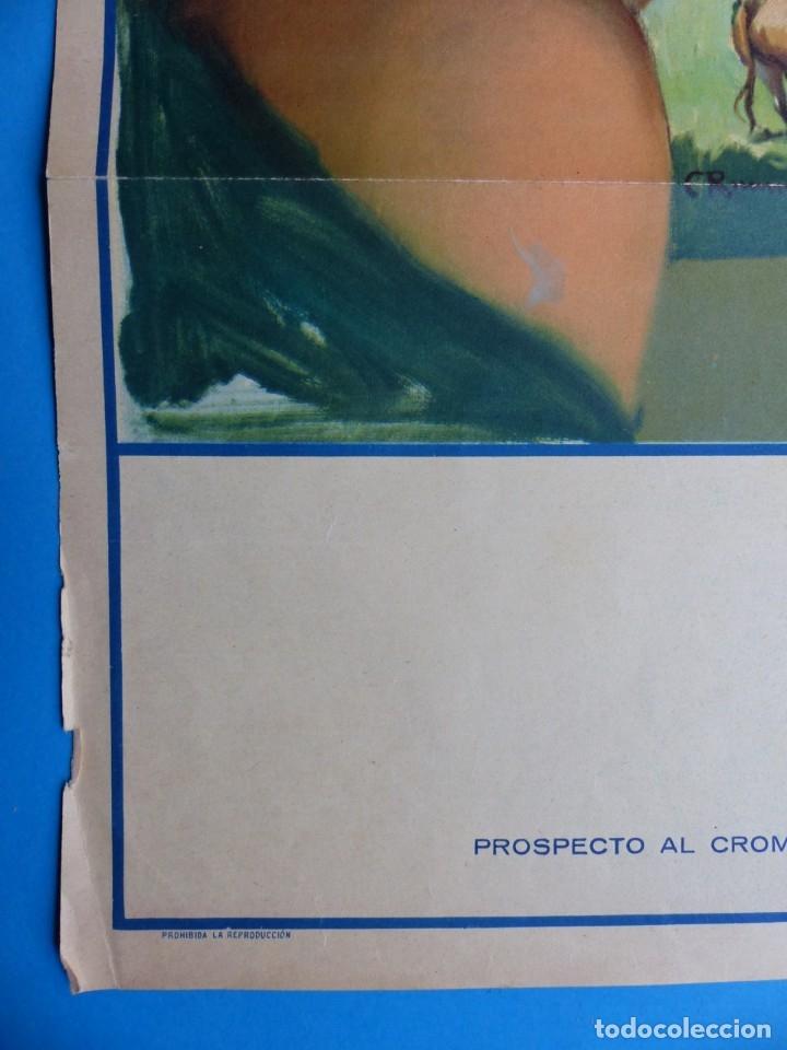 Carteles Toros: CARTEL TOROS - SIN IMPRIMIR - RUANO LLOPIS - Foto 2 - 172171682