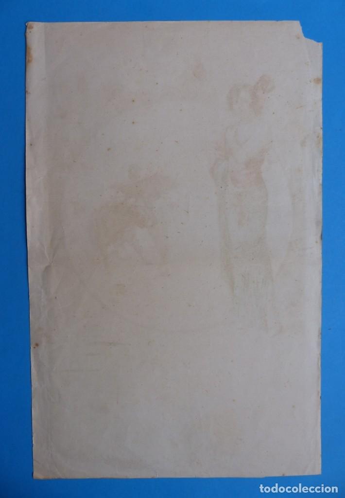 Carteles Toros: CARTEL TOROS - SIN IMPRIMIR - LITOGRAFIA - RUANO LLOPIS - Foto 8 - 172172199