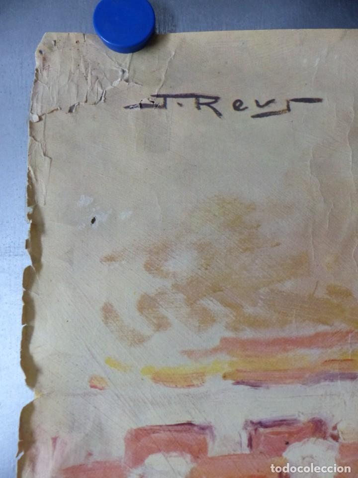 Carteles Toros: CARTEL - STIERKAMPF IN SPANIEN - TOROS EN ESPAÑA, AÑOS 1960 - J. REUS - Foto 6 - 172221235