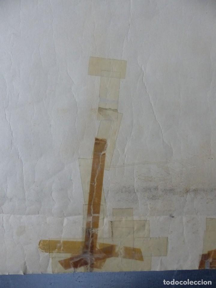 Carteles Toros: CARTEL - STIERKAMPF IN SPANIEN - TOROS EN ESPAÑA, AÑOS 1960 - J. REUS - Foto 13 - 172221235
