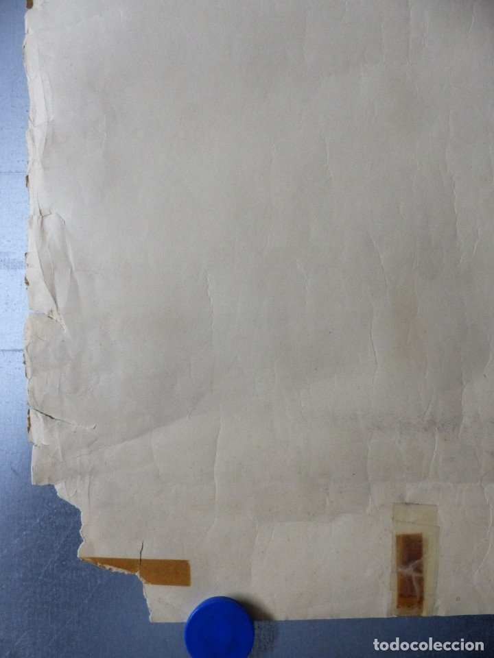Carteles Toros: CARTEL - STIERKAMPF IN SPANIEN - TOROS EN ESPAÑA, AÑOS 1960 - J. REUS - Foto 14 - 172221235