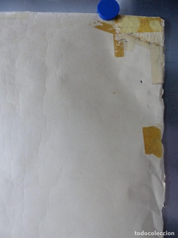 Carteles Toros: CARTEL - STIERKAMPF IN SPANIEN - TOROS EN ESPAÑA, AÑOS 1960 - J. REUS - Foto 16 - 172221235