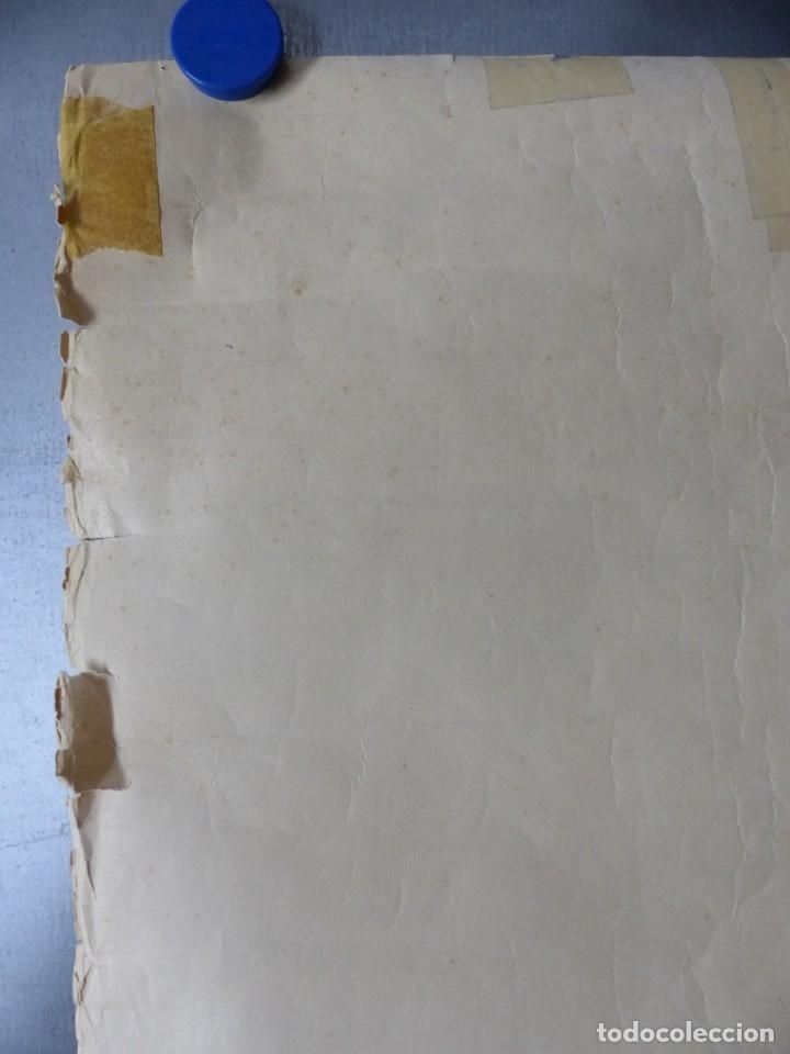 Carteles Toros: CARTEL - STIERKAMPF IN SPANIEN - TOROS EN ESPAÑA, AÑOS 1960 - J. REUS - Foto 17 - 172221235