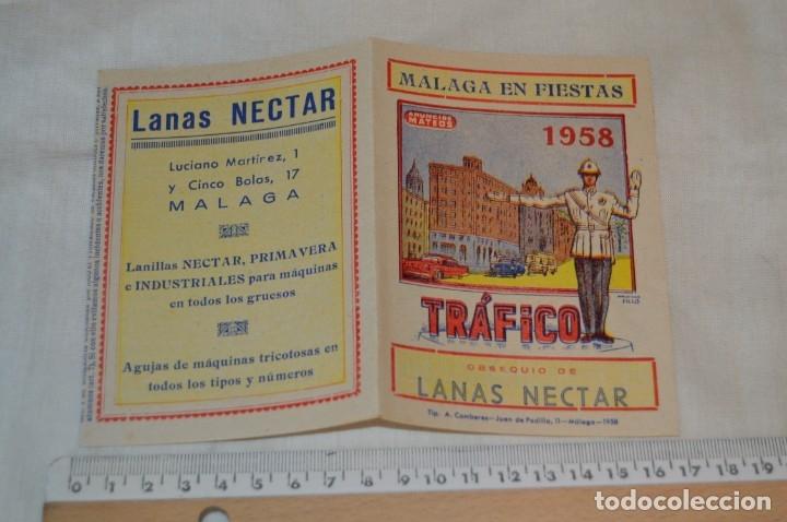 Carteles Toros: Plaza de toros de MÁLAGA - Año 1958 - Lote Carteles de toros originales y otros documentos ¡Mira! - Foto 13 - 172281634