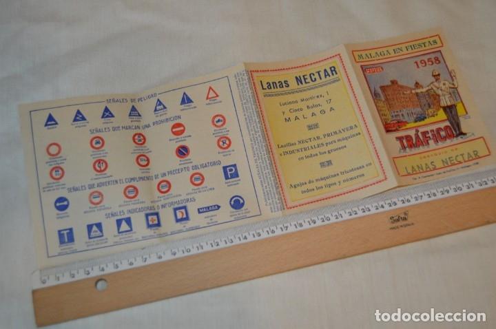 Carteles Toros: Plaza de toros de MÁLAGA - Año 1958 - Lote Carteles de toros originales y otros documentos ¡Mira! - Foto 14 - 172281634