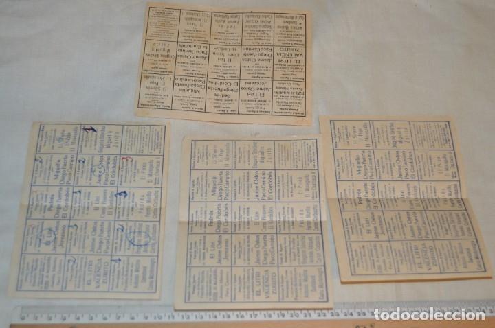 Carteles Toros: Plaza de toros de MÁLAGA - Año 1963/64 - Lote Carteles de toros originales y otros documentos ¡Mira! - Foto 33 - 172304320