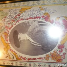 Carteles Toros: CARTEL PLAZA DE TOROS DE MADRID 1913 CORRIDA DESPEDIDA DE BOMBITA. GALLO, GALLITO Y BELMONTE 40X60. Lote 173037754