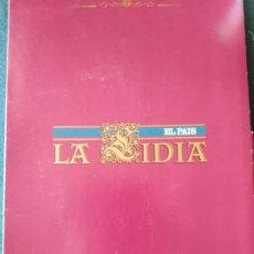 Carteles Toros: CARPETA CON 25 LÁMINAS SOBRE LA LIDIA DE LOS TOROS, FALTAN LAS HOJAS NUM. 2, 12, 14, 24. Lote 174445809