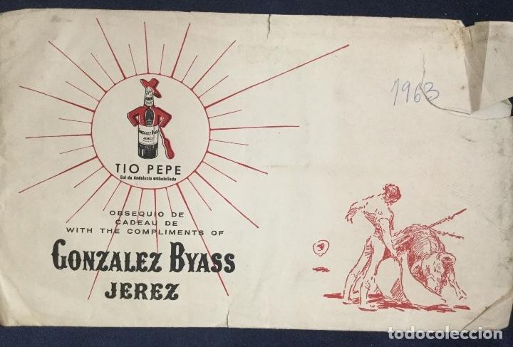 Carteles Toros: CARTEL DE TOROS BILBAO 1963 EN SEDA - Foto 2 - 175193023