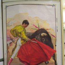 Carteles Toros: CARTEL DE TOROS - PLAZA DE TOROS DE MADRID - 5/10/1986 - 104X52 CM.. Lote 178219297